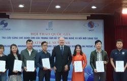 ĐHQG-HCM là thành viên chính thức của mạng lưới các Trung tâm hỗ trợ công nghệ và đổi mới sáng tạo