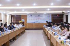 """IPTC tổ chức Hội thảo """"Bảo vệ và hỗ trợ phát triển tài sản trí tuệ của tổ chức"""""""
