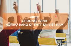 Thông báo số 2: Mời tham gia chương trình hỗ trợ xác lập quyền TSTT tại Việt Nam